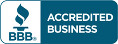 Better Busienss Bureau Accredited Business logo for Moore's irrigation and landscape lighting services Omaha
